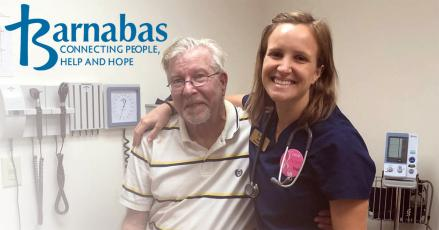 Barnabas Center provides health services to Nassau County residents in need.