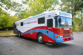 Donors' blood is screened for antibodies to help assist COVID-19 patients.