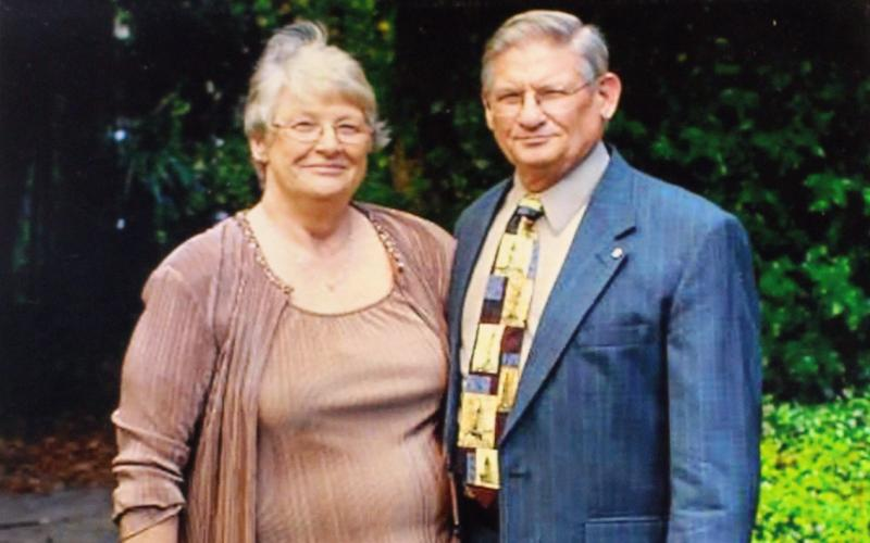 Marvin Sloan and wife Cheryl have volunteered at First United Methodist Church of Callahan for decades. Church members plan to host a chili cook-off as a fundraiser to assist the couple as they modify their home to accommodate Marvin's mobility following a stroke in July.